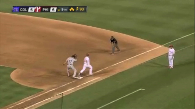 Todd Helton's Heartbreaking Moment Of Staggering Forgetfulness Leads To Walk-Off Loss