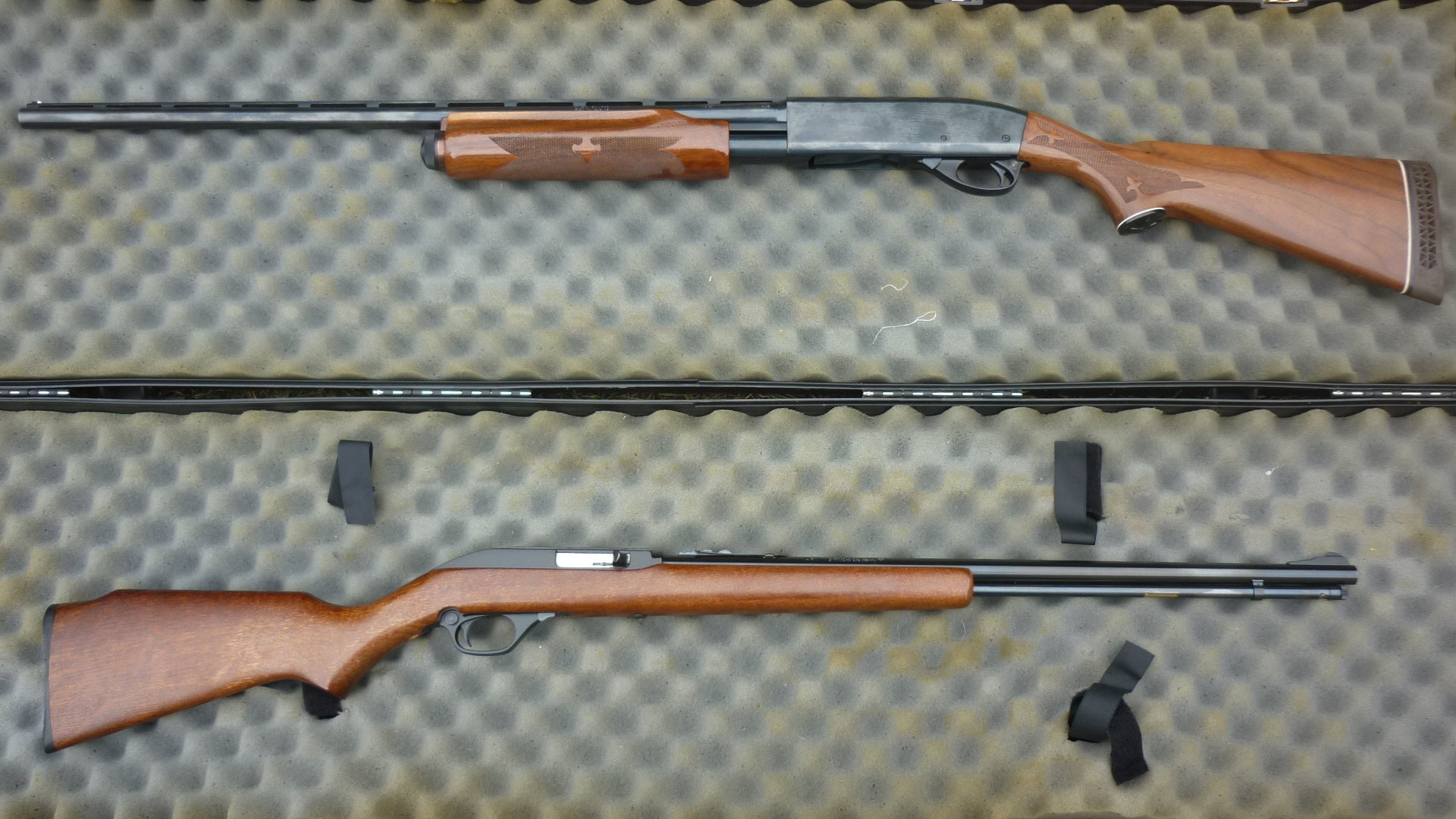Click here to read How to Clean a Rifle or Shotgun Faster Than Private Pyle