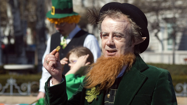 Violent Leprechaun Attack Reported in Seattle