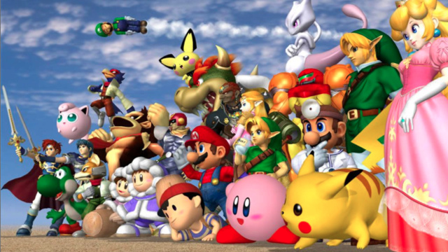 Just How Much of the New Smash Bros. Is Namco? A Lot, Apparently.