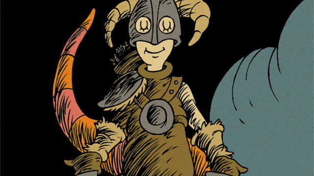 Click here to read If Dr. Seuss Was <em>Skyrim's</em> Dragonborn...