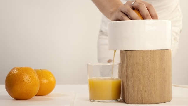 Click here to read If All Juicers Looked This Great, More People Would Probably Make Their Own Fresh-Squeezed OJ