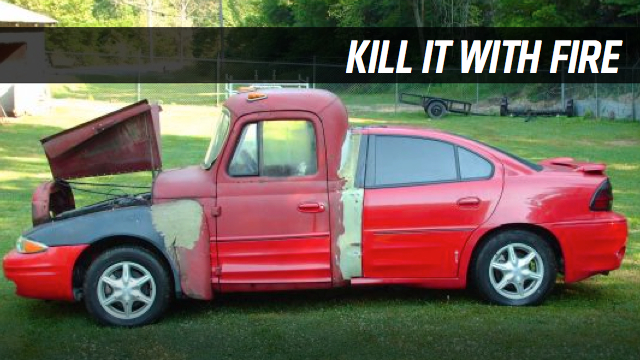 Click here to read The World's Worst Car Is For Sale On Craigslist