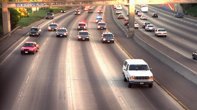 The Ten Craziest Real-Life Police Chases