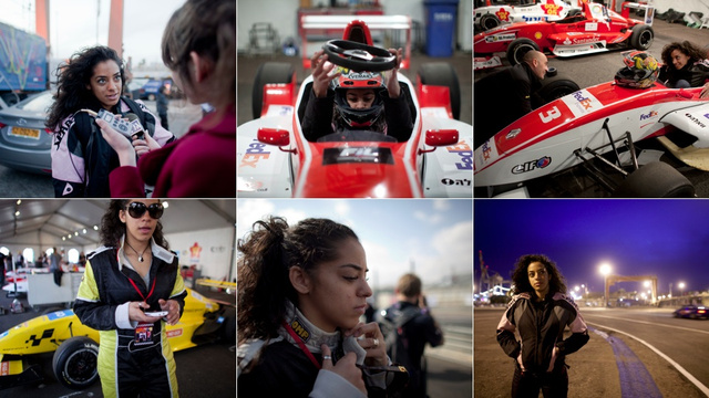 Meet the Speed Sisters, Palestinian Race Car Drivers Intent on Winning