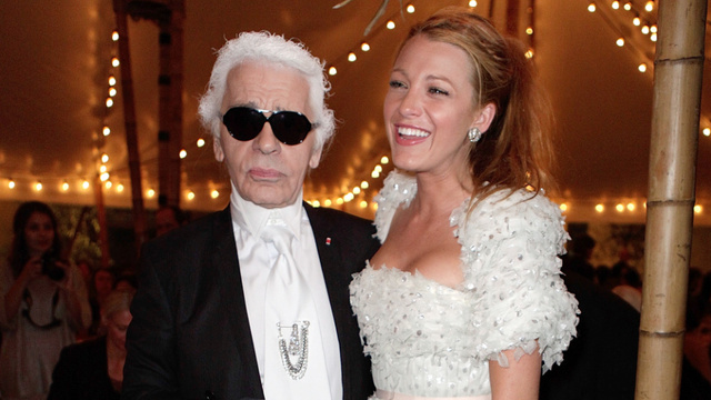 Blake Lively Is Cheating on Chanel With Gucci