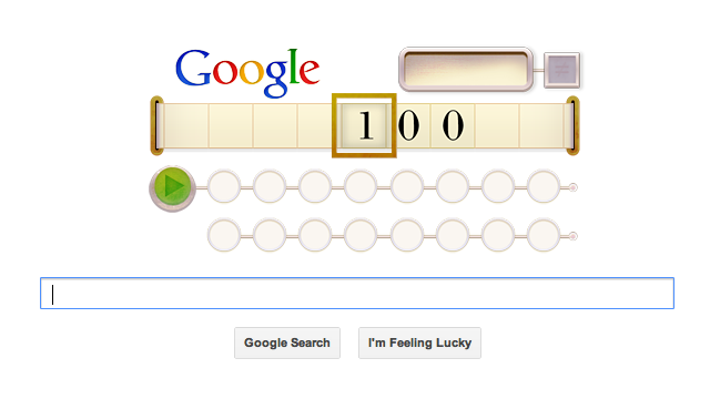 Click here to read Celebrate Alan Turing's 100th Birthday With a Turing Machine Google Doodle