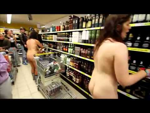 Click here to read Supermarket Offers Free Groceries to First 100 Naked Shoppers