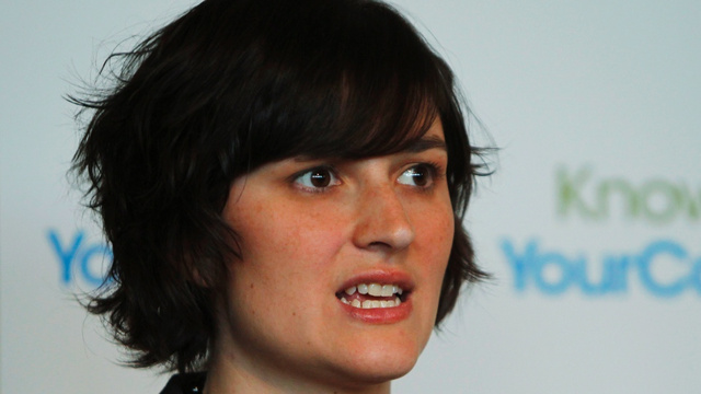 Sandra Fluke on Weddings, Georgetown, and Feminist Porn