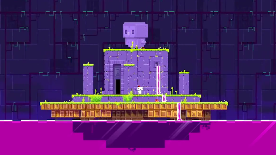 Click here to read PSA: <em>Fez</em>'s Bug-Fixing Patch Breaks It Even More