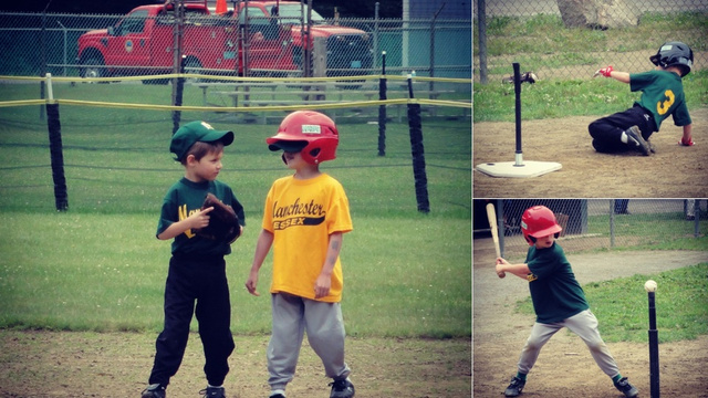 The Official Deadspin Youth T-Ball League Is Back After Rainouts And A Bout With Pink Eye