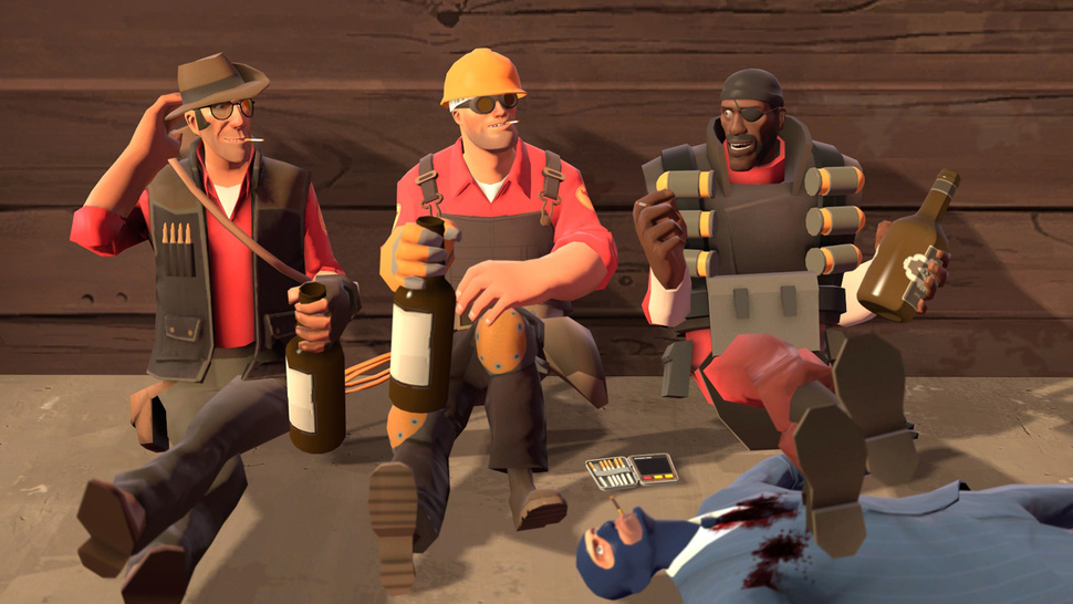 <em>Team Fortress 2</em>'s Official Economist Publishes His First Paper