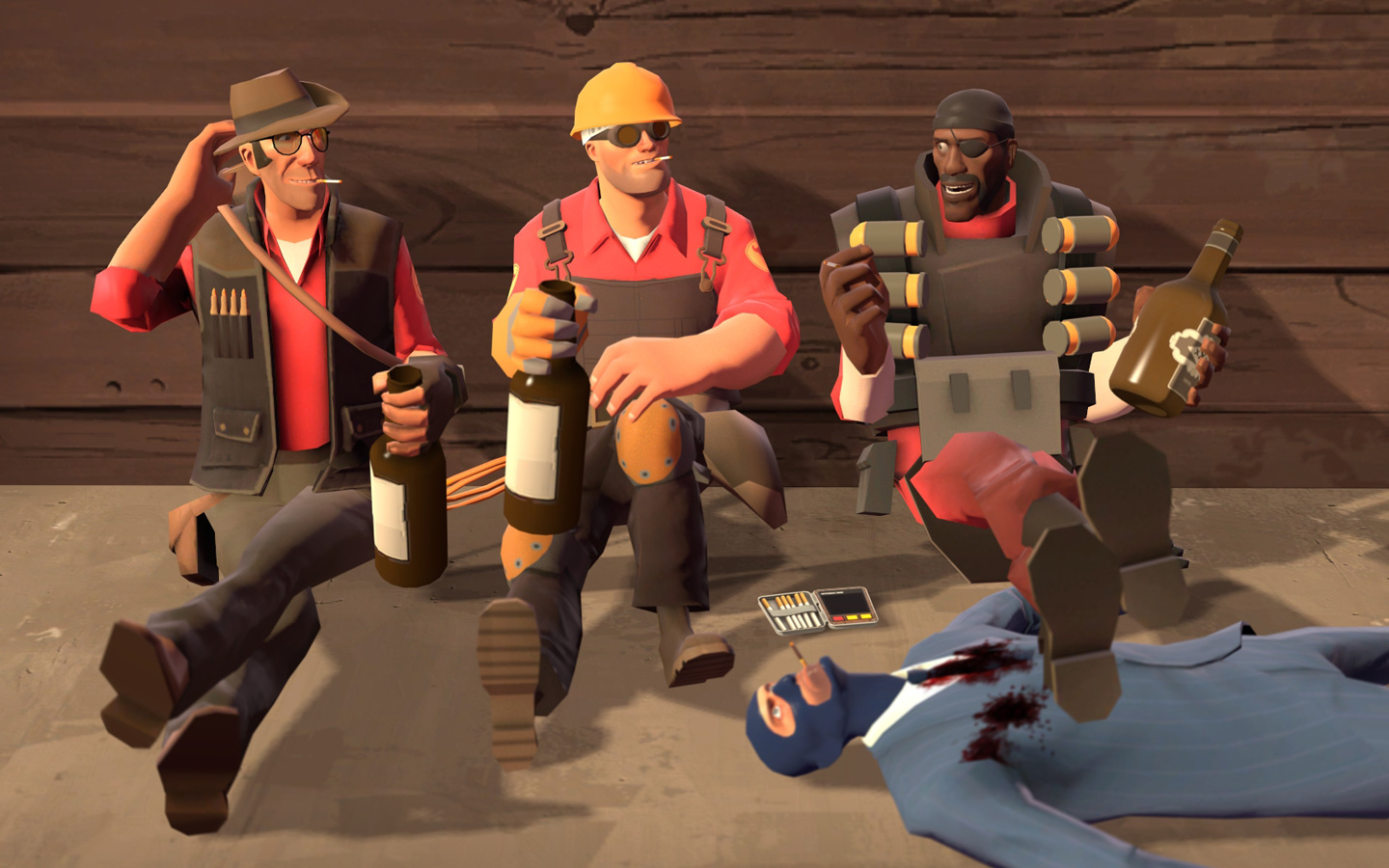Click here to read <em>Team Fortress 2</em>'s Official Economist Publishes His First Paper