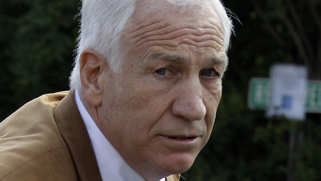 Sandusky Seemed 'Accepting' of Verdict, Victim Is 'Elated' (UPDATE)