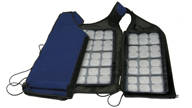 Ice Cube Vest Is an Even More Ridiculous Way To Stay Cool at Work