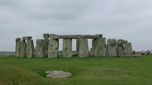 Constructing Stonehenge was the project that unified Britain