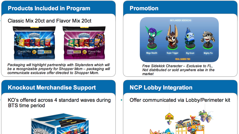 "New <em>Skylanders</em> ""Sidekicks"" Arriving in Frito Bags in Two Weeks?"