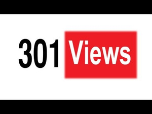 At Last: Why YouTube Suddenly Stops Counting Views at 301