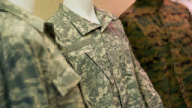 Click here to read Pixel Uniforms Made American Soldiers Easier to Shoot