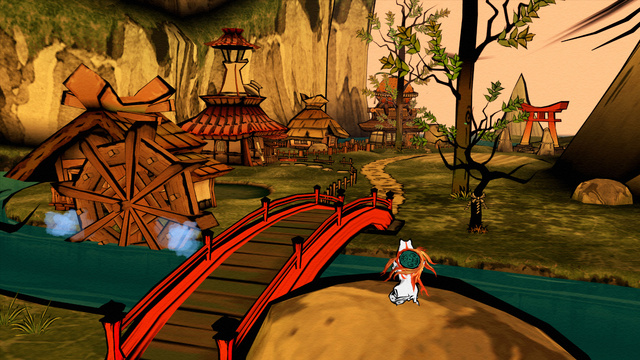 Now THIS is Okami in HD