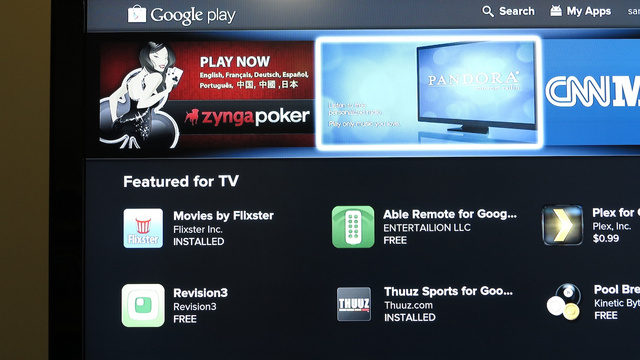 Sony NSZ-GS7 Review: Google TV Still Is Still Bad