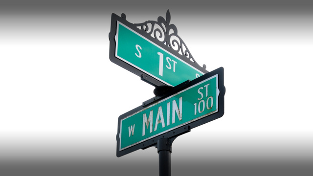 These Are The Most Common Street Names In America