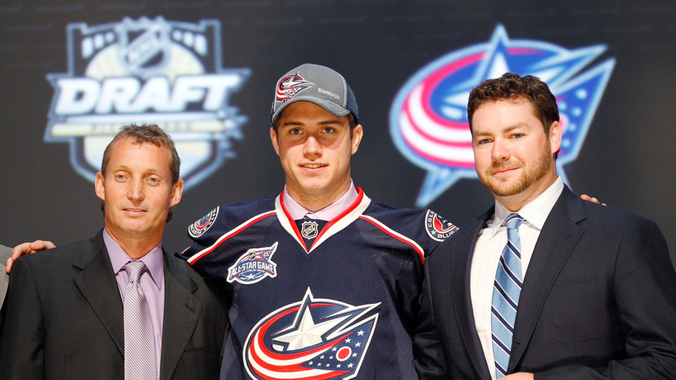 The Blue Jackets Turned Down The Islanders' Entire Draft For Their No. 2 Pick