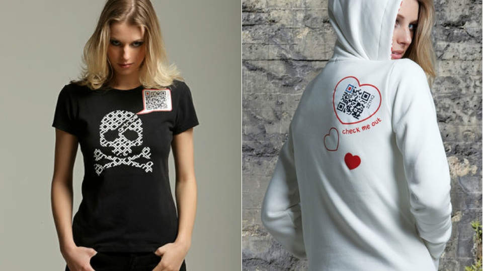 QR Code T-Shirts Deserve Nothing But Ridicule