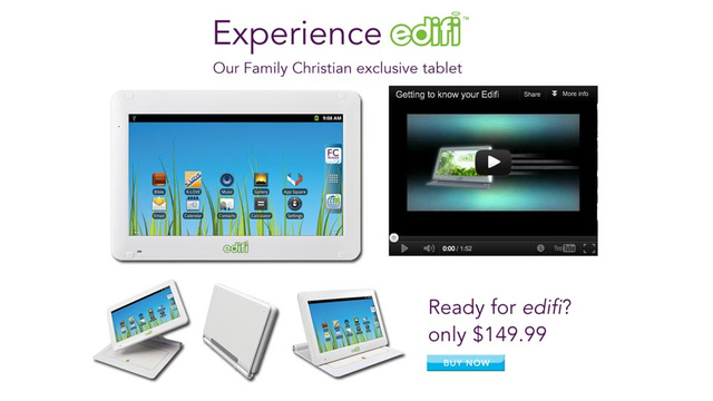 Thank the Lord; There's a Christian-Friendly Version of the iPad