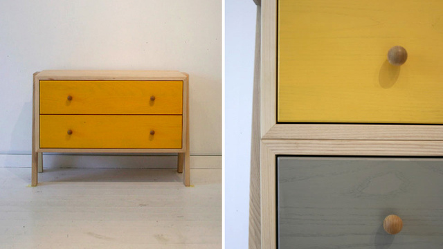 Stackable Dressers Take the Skyscraper Approach To Storage