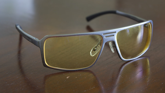 Gunnar Optiks Prescription Eye-Strain Reducing Glasses