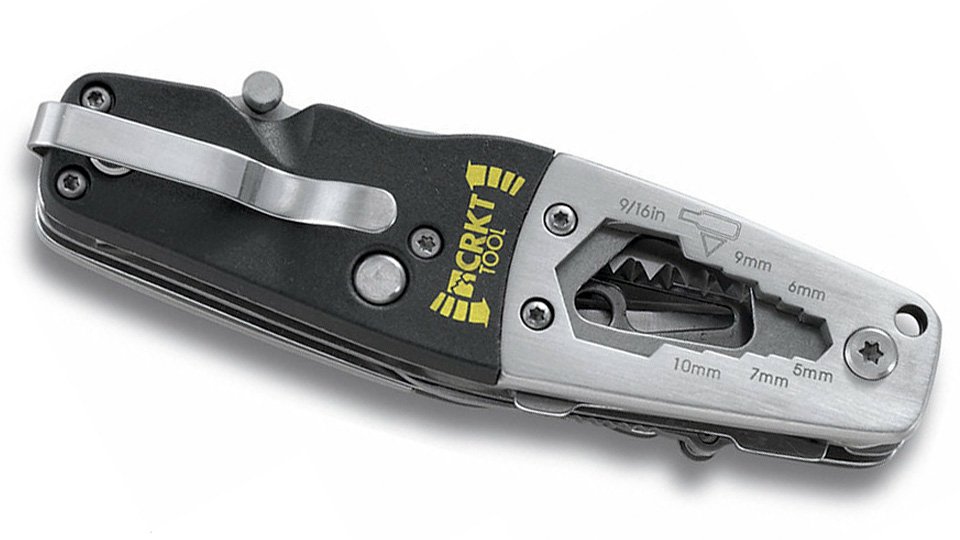 Click here to read Improved Multitool Design Makes Room For a Built-in Wrench