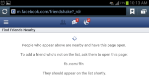 Facebook Already Killed Its New 'Find Friends Nearby' Feature That Found People Around You