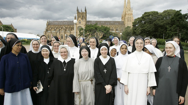 Nuns Protesting Republican Budget Should be Pistol Whipped, Says Radio Jackass