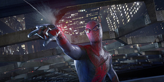 New Amazing Spider-Man Pics