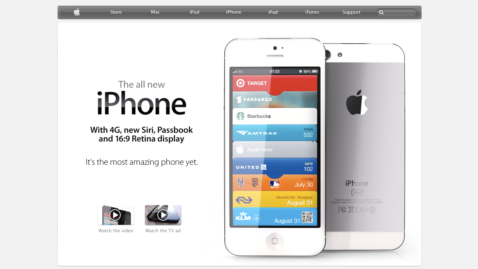 Click here to read Sorry, T-Mobile Customers: No iPhone 5 For You. Yet