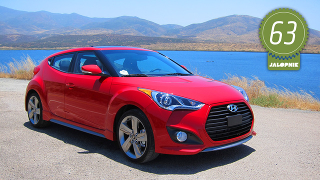 Hyundai Veloster Turbo: The Jalopnik Review