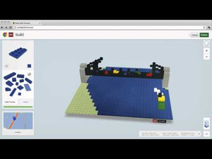 You Can Now Build Virtual Lego in Chrome