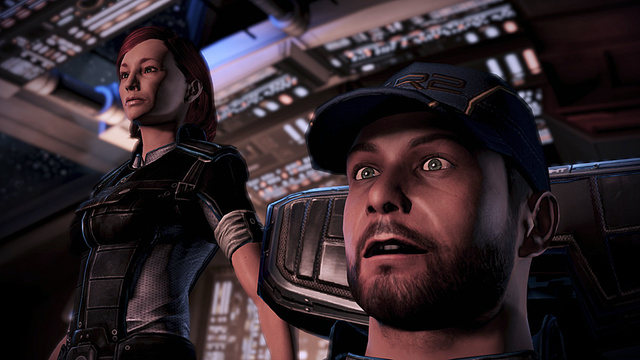Here Are the New Mass Effect 3 Endings You Requested