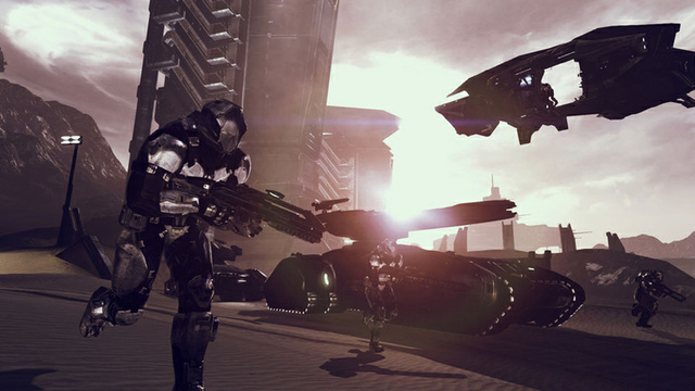 DUST 514 Gives PlayStation 3 Owners an Exciting New Way to Pay for Beta Access