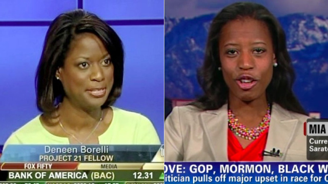 Can These Two Black Female Rising Stars Convince America that the Tea Party Isn't Racist?