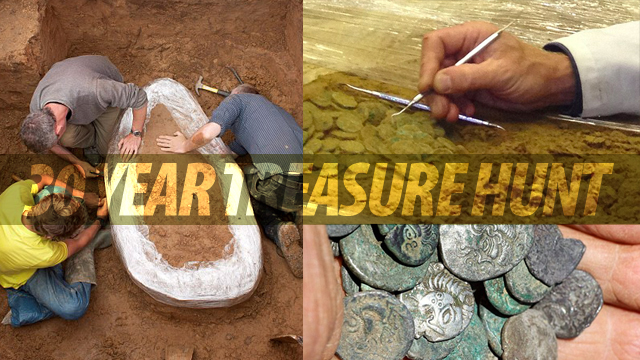 30-Year Quest Ends In $15m Treasure