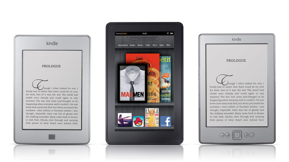 Click here to read Report: Kindle Fire 2 Could Show Up Next Month