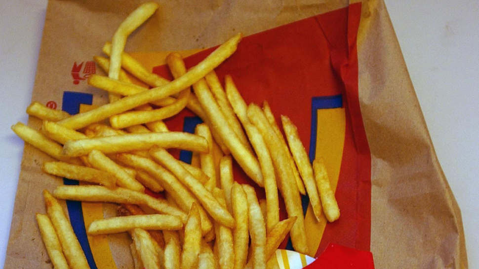 Man Charged with Felony Assault with a Dangerous Weapon for Throwing McDonald's French Fries in Stepdaughter's Face