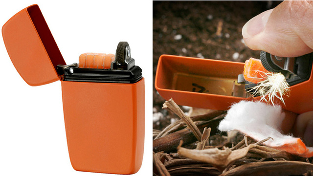 Everything You Need to Start a Fire Anywhere
