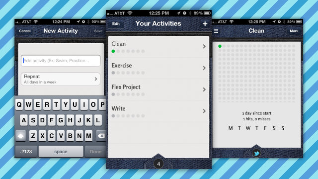 original Wonderful Day Puts Seinfelds Productivity Secret on Your iPhone