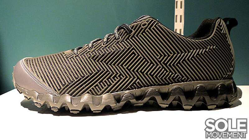 Reebok's New Shoes Are Covered In A Dizzying, Migrane-Inducing Tread