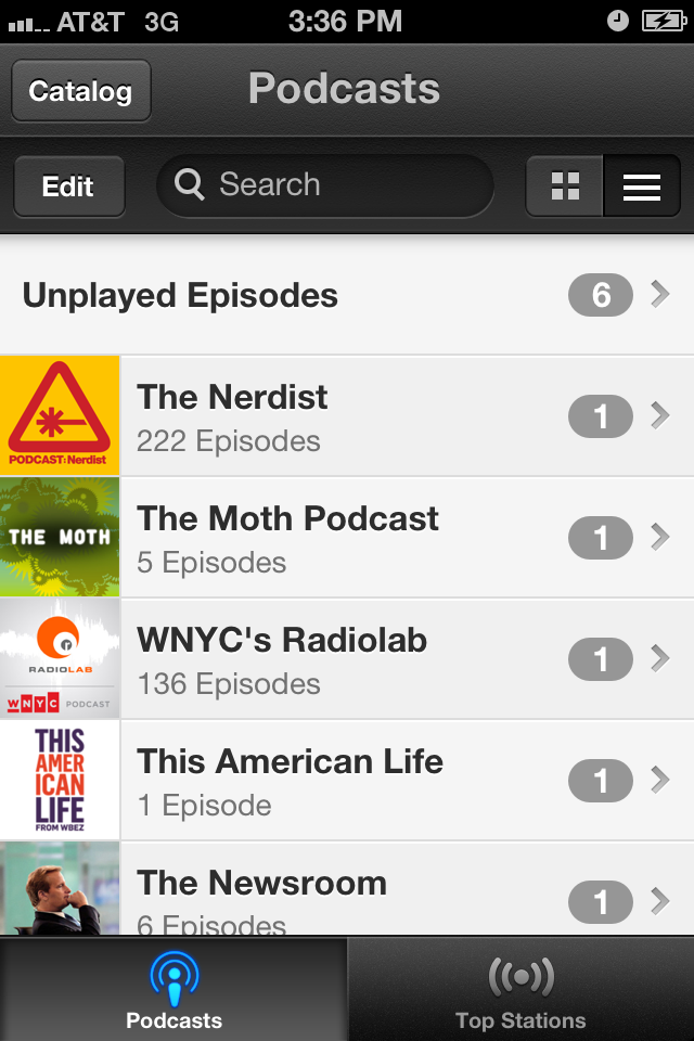 Podcasts Gallery