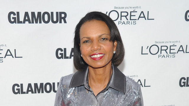 Condoleezza Rice Will Not Run for Vice President No Matter How Much We Beg and Plead