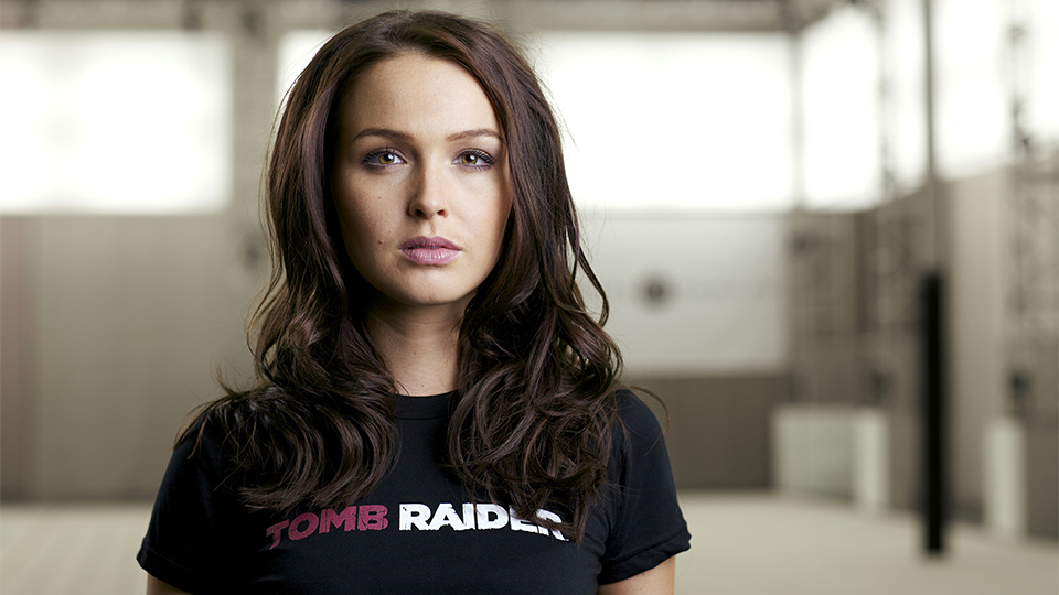 Click here to read Meet the New Woman Behind Lara Croft